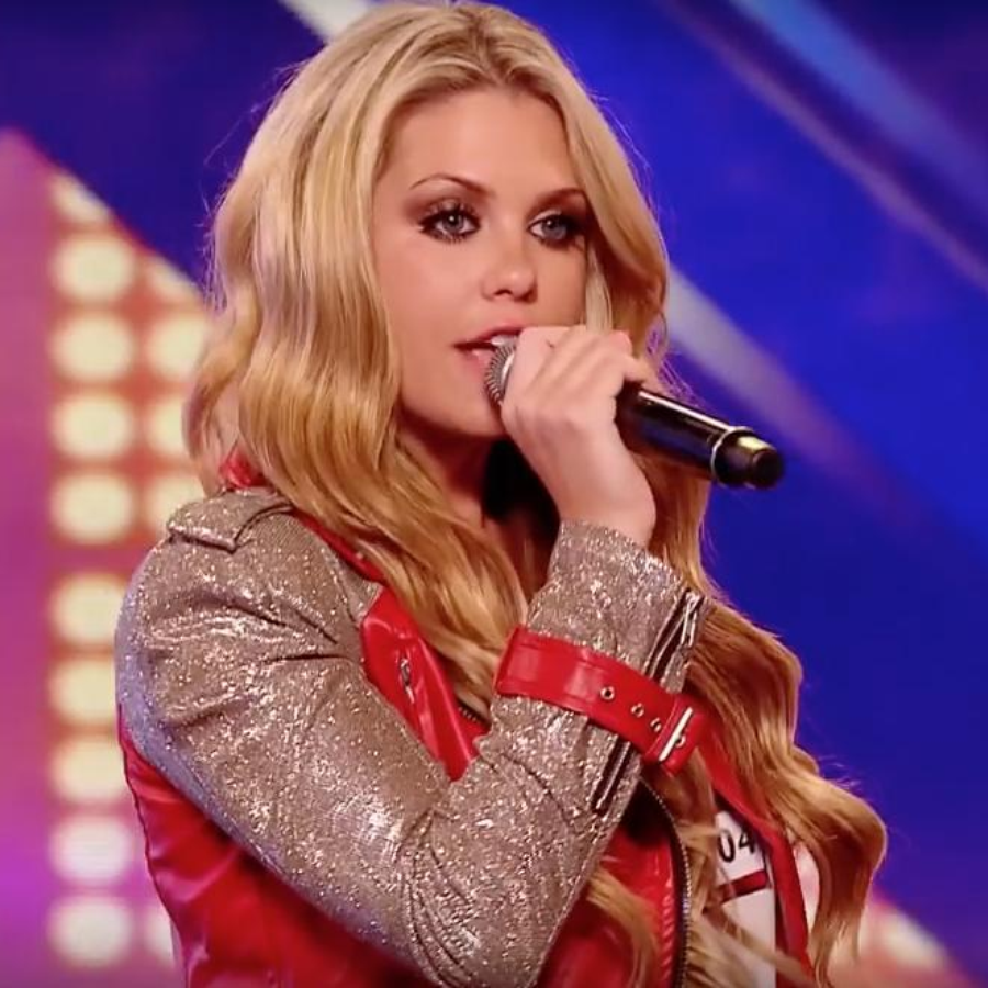 Bianca Gascoigne X Factor Audition