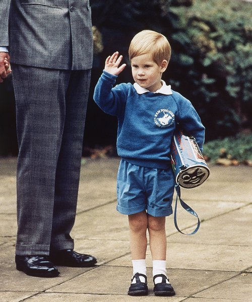 Princess Diana's Letters Reveal What Prince Harry Was