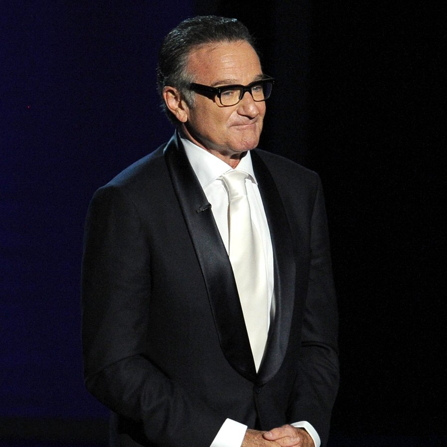 Robin Williams 65th Annual Primetime Emmy Awards