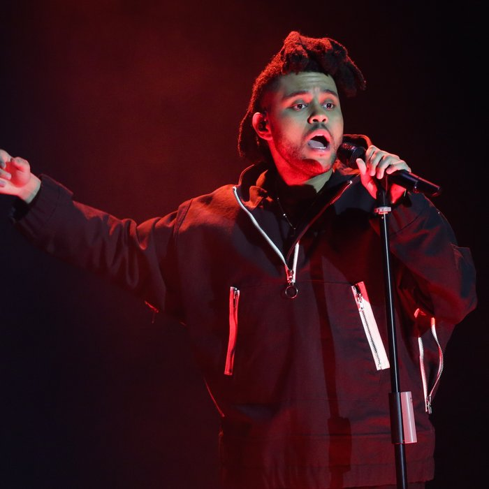 the weeknd live 2017
