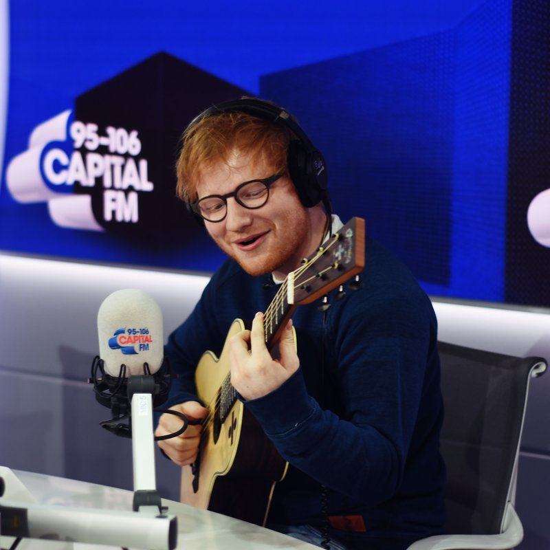 Ed Sheeran reveals he's planning a baby