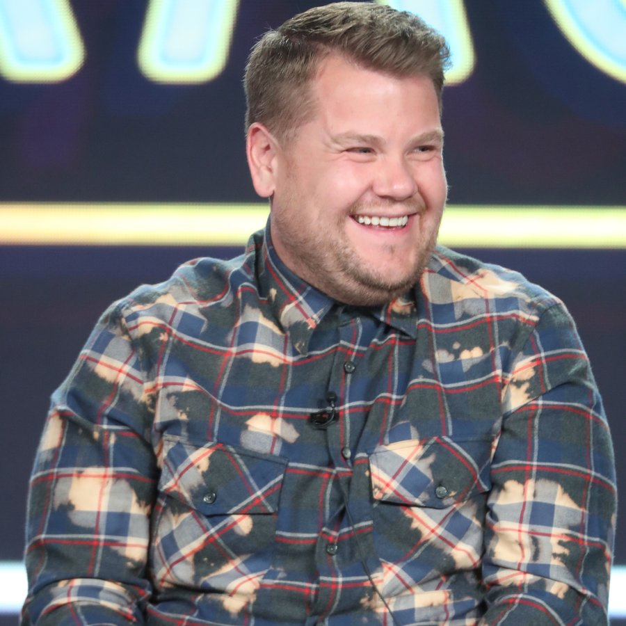 James Corden 2017 Winter TCA Tour