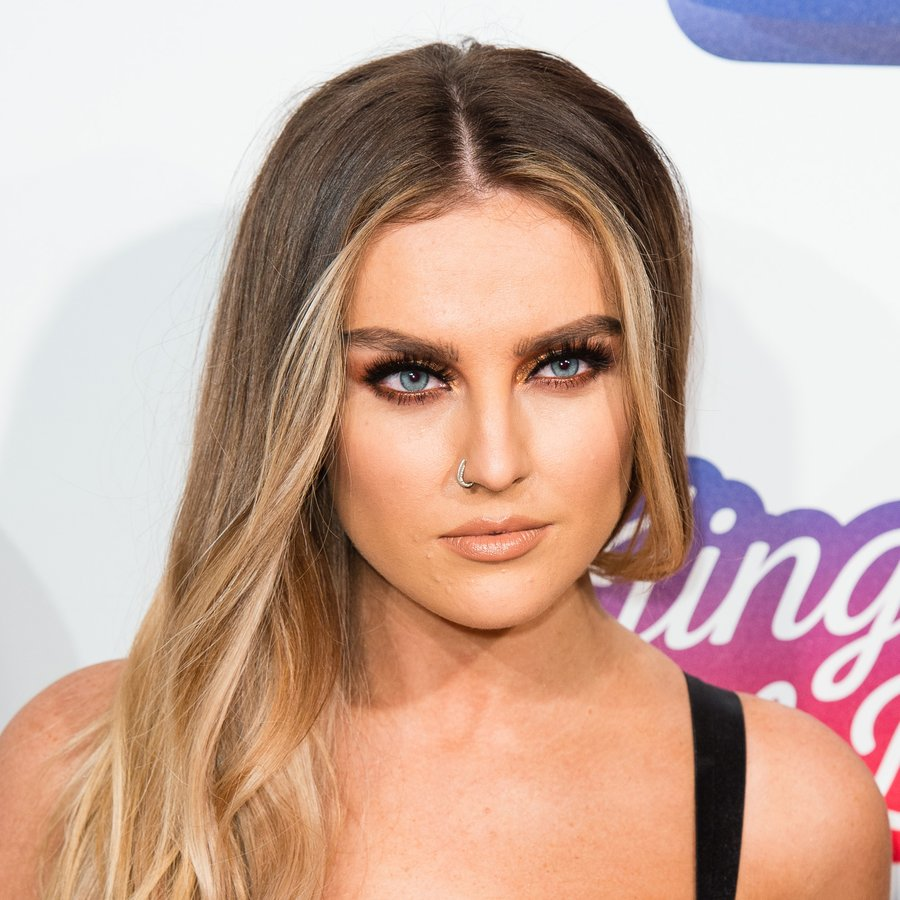 Perrie Edwards Capital's Jingle Bell Ball With Coca-Cola