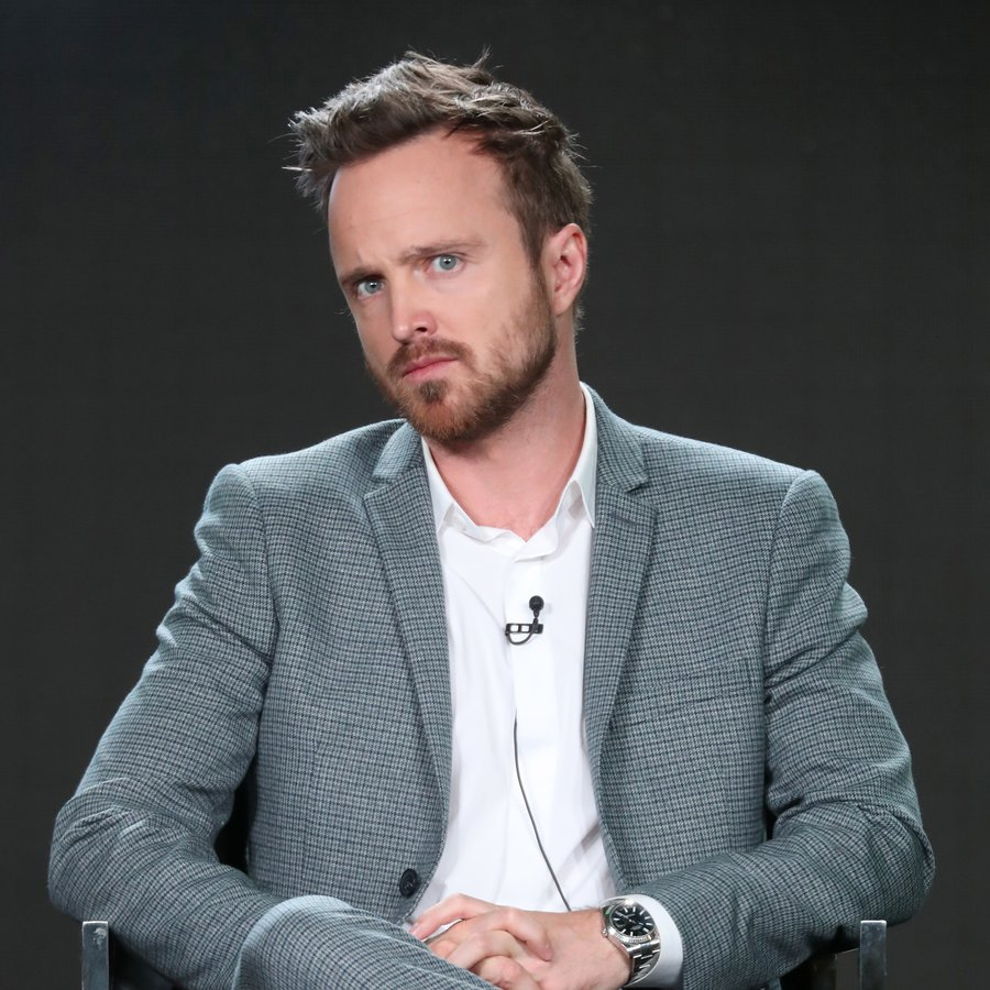 Aaron Paul 2017 Winter TCA Tour