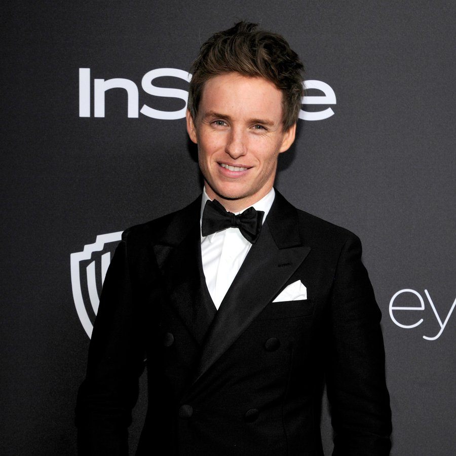 Eddie Redmayne The 2017 InStyle And Warner Bros. 73rd Annual Golden Globe Awards Post-Party