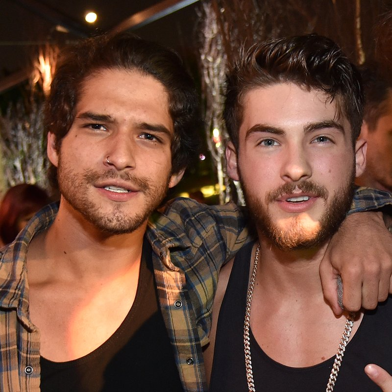 Cody Christian & Tyler Posey