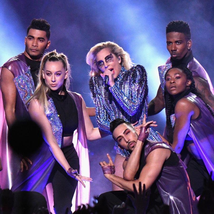 Lady Gaga Pepsi Zero Sugar Super Bowl LI Halftime Show