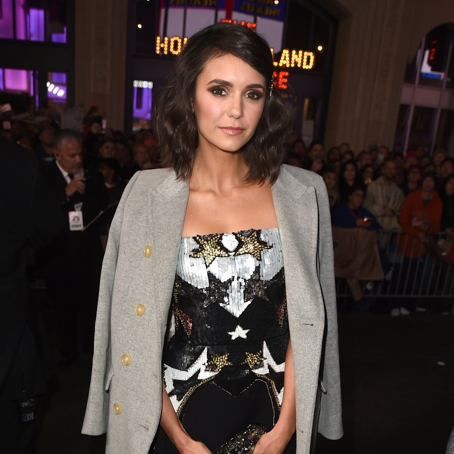 Nina Dobrev Premiere Of Paramount Pictures' 'xXx: Return Of Xander Cage'