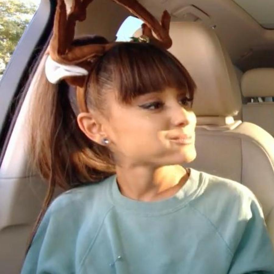 Ariana Grande Carpool Karaoke: The Series