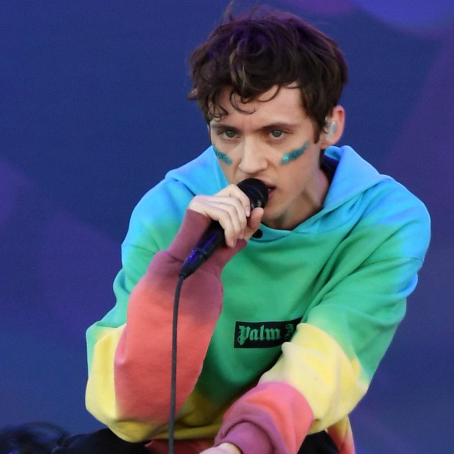 Troye Sivan 2016 Daytime Village At The iHeartRadio Music Festival