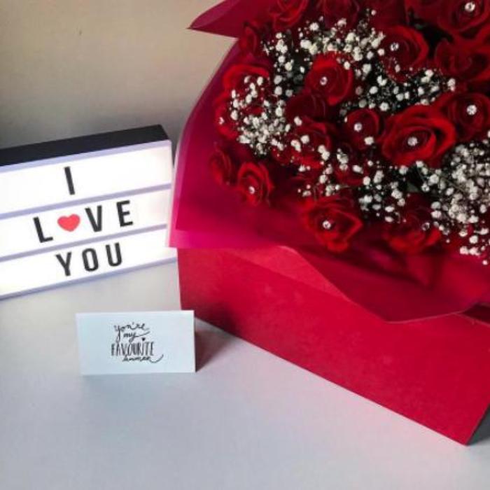 Vicky Pattison valentines day