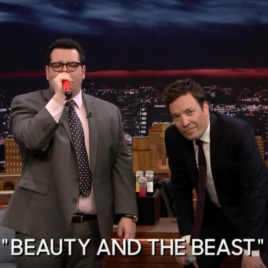 Box of Microphones with Josh Gad (Disney Edition)