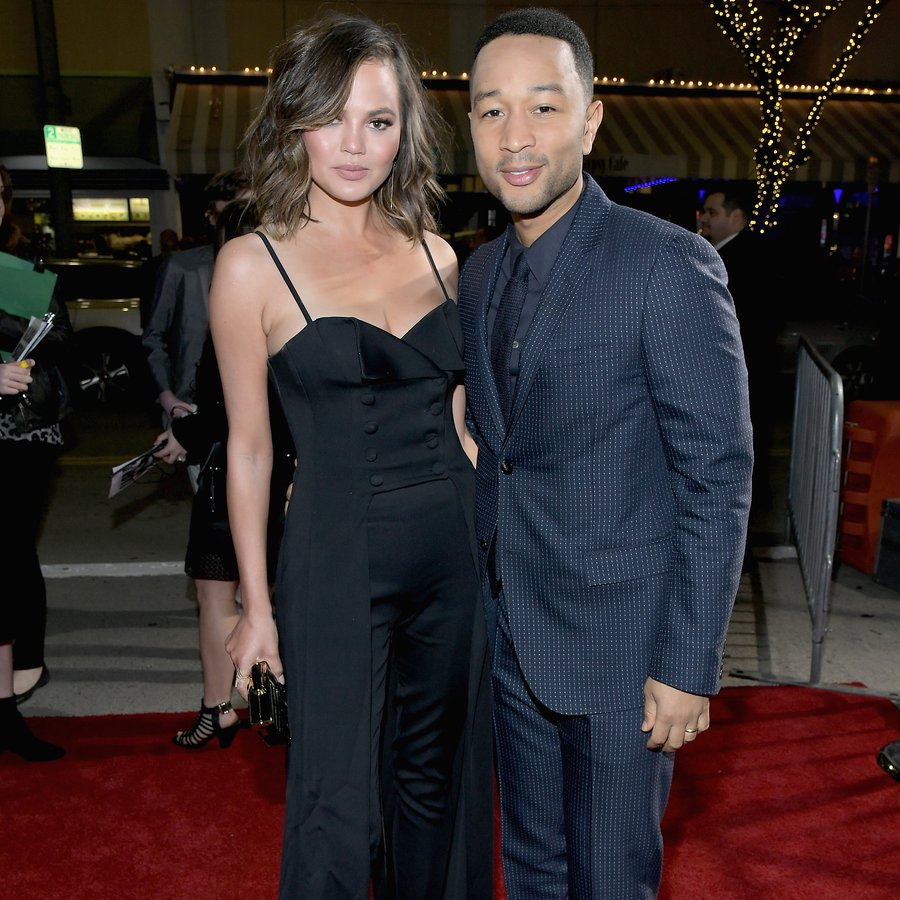 Chrissy Teigen and John Legend's Daughter Luna Says Her First Word