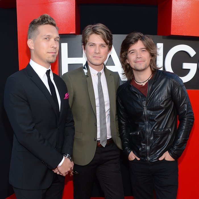 Hanson 25th year anniversary tour