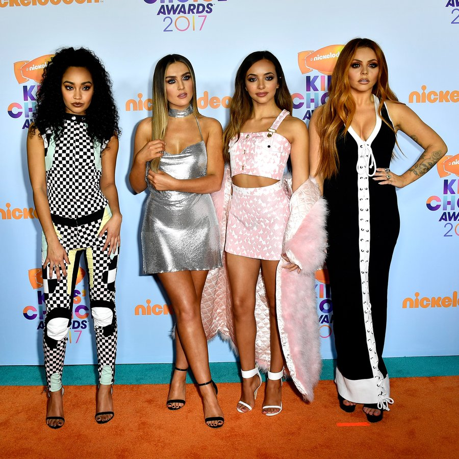 Jesy Nelson & Perrie Edwards Slam Little Mix Feud Rumors In Sweet Snapchat