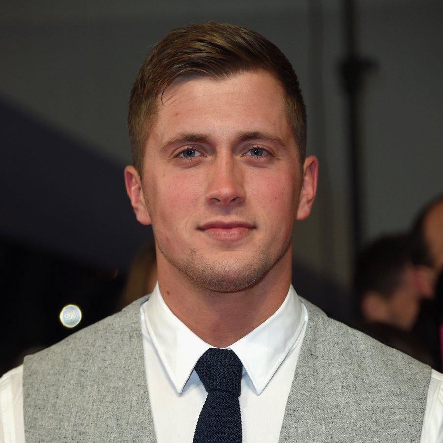 Dan Osborne National Television Awards