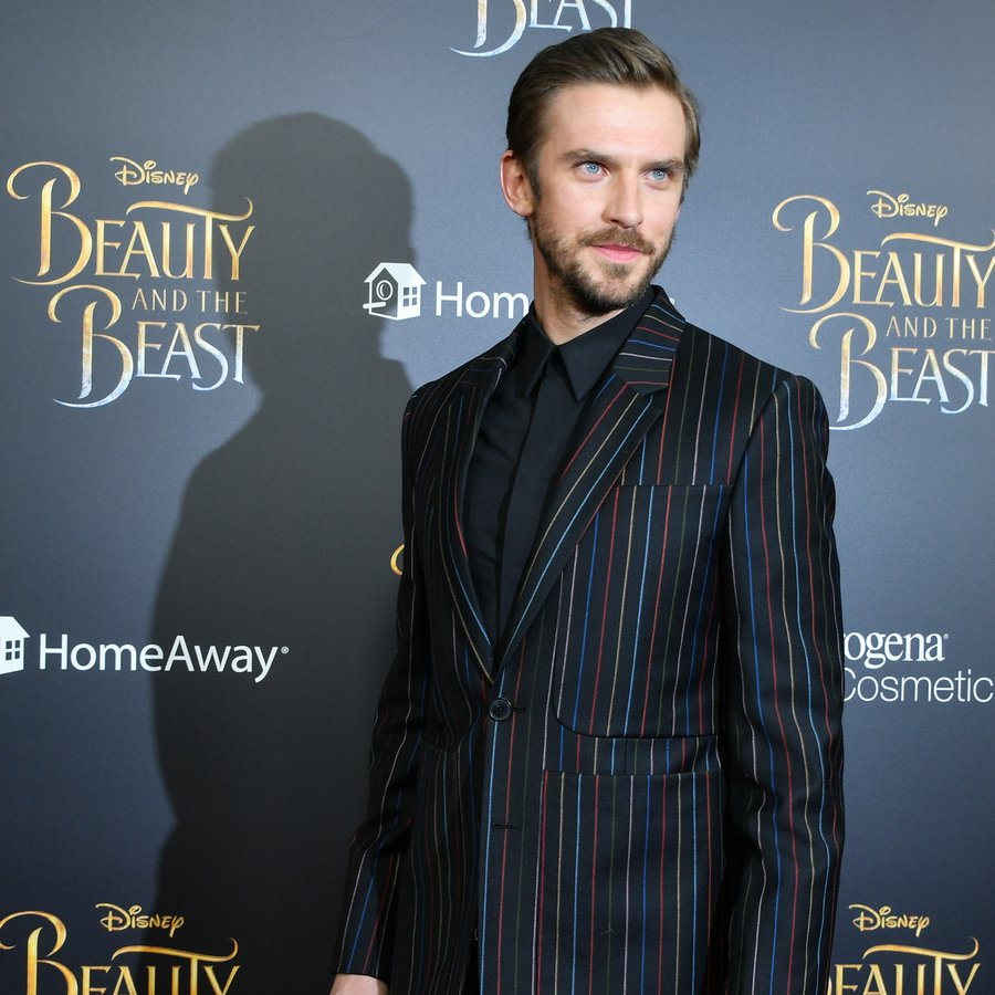 Dan Stevens 'Beauty And The Beast' New York Screen