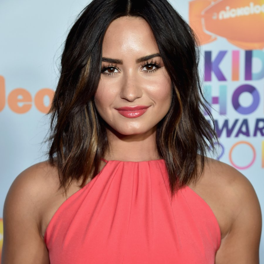 Demi Lovato Nickelodeon's 2017 Kids' Choice Awards