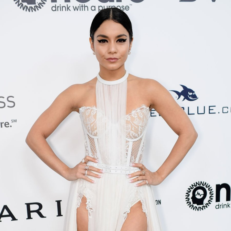 Vanessa Hudgens 25th Annual Elton John AIDS Foundation's Academy Awards Viewing Party