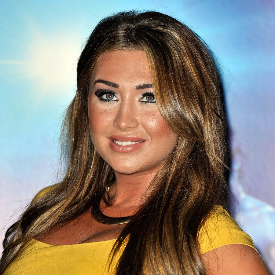 Lauren Goodger Magic Mike - European Premiere
