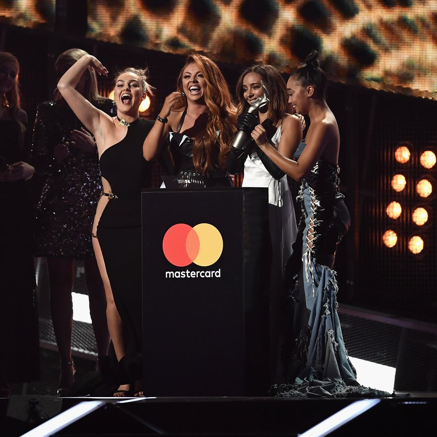 Little Mix The BRIT Awards 2017
