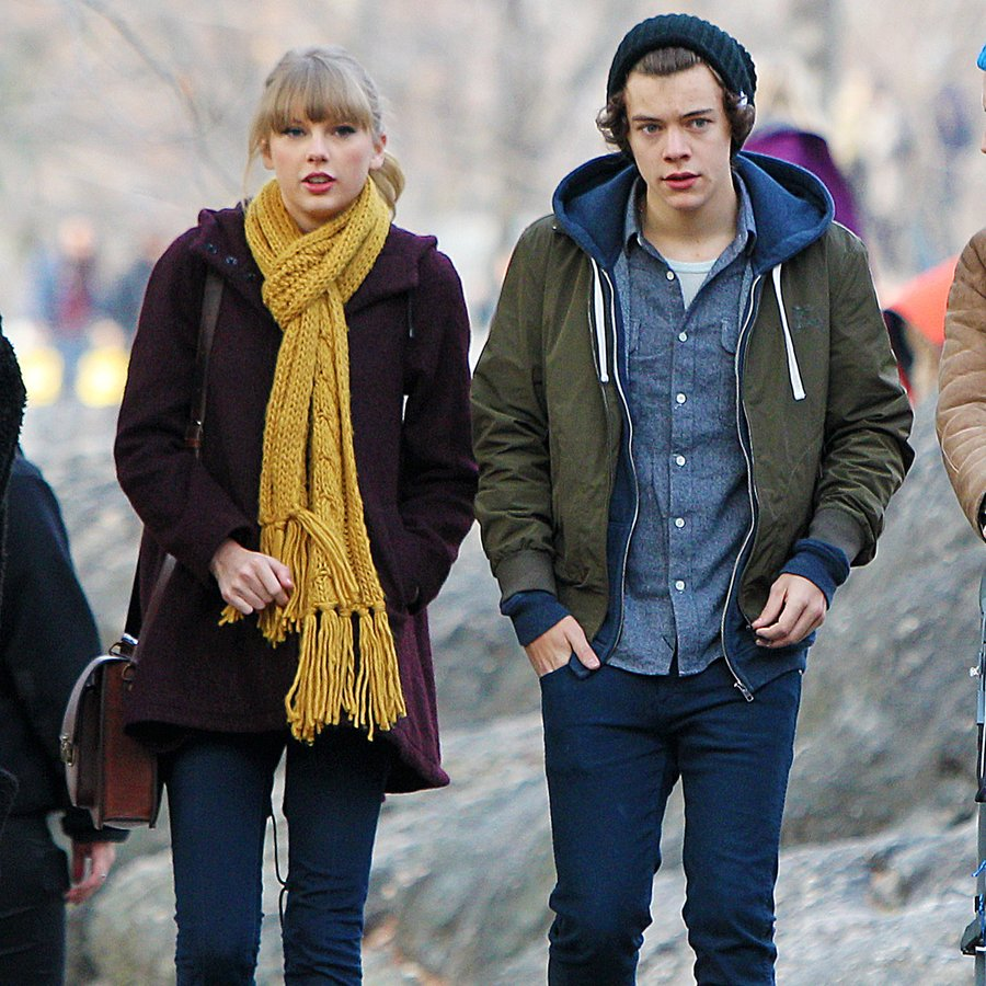 harry styles and taylor swift relationship news