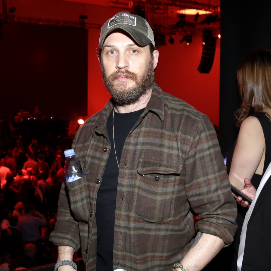 Tom Hardy Rolling Stone Live