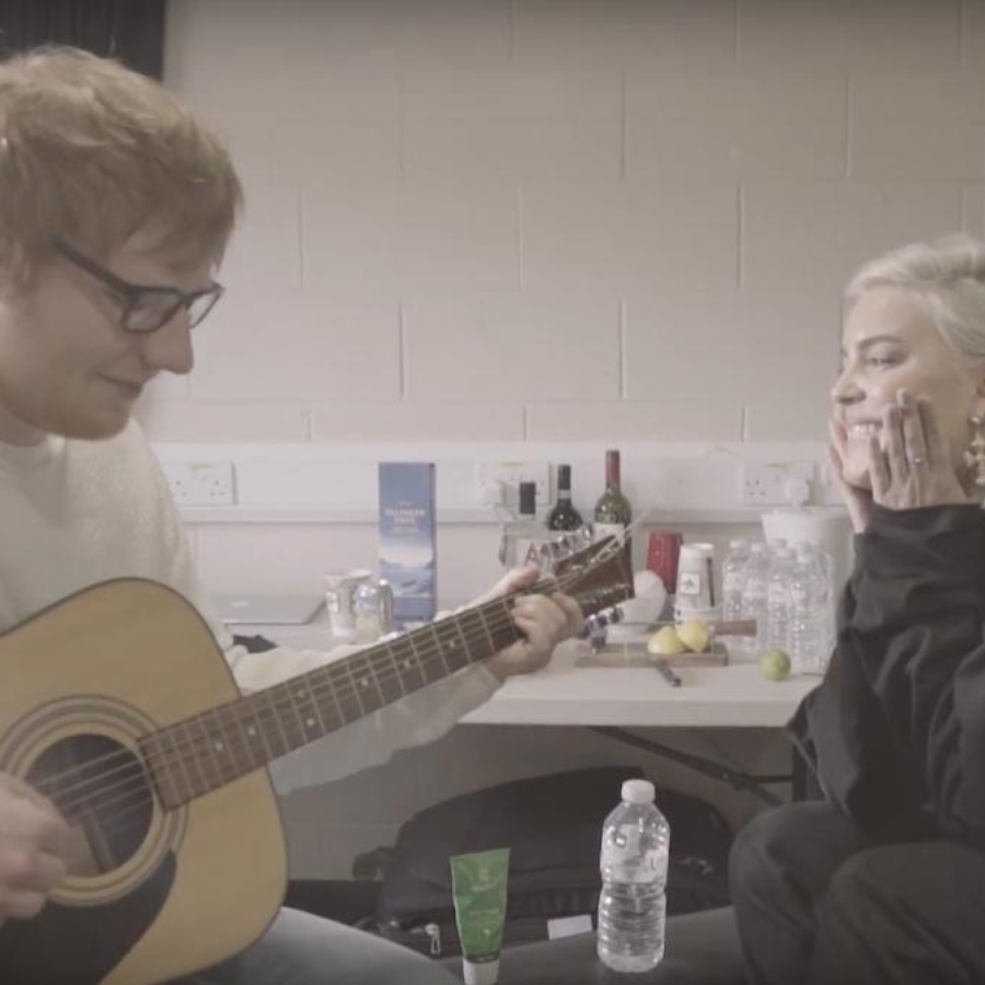 Anne-Marie And Ed Sheeran 'Ciao Adios' [Acoustic]