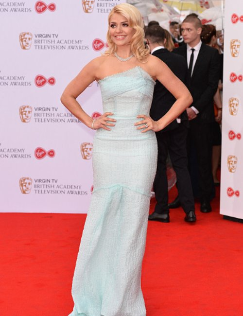 Holly Willoughby's nights in are secret to happy marriage