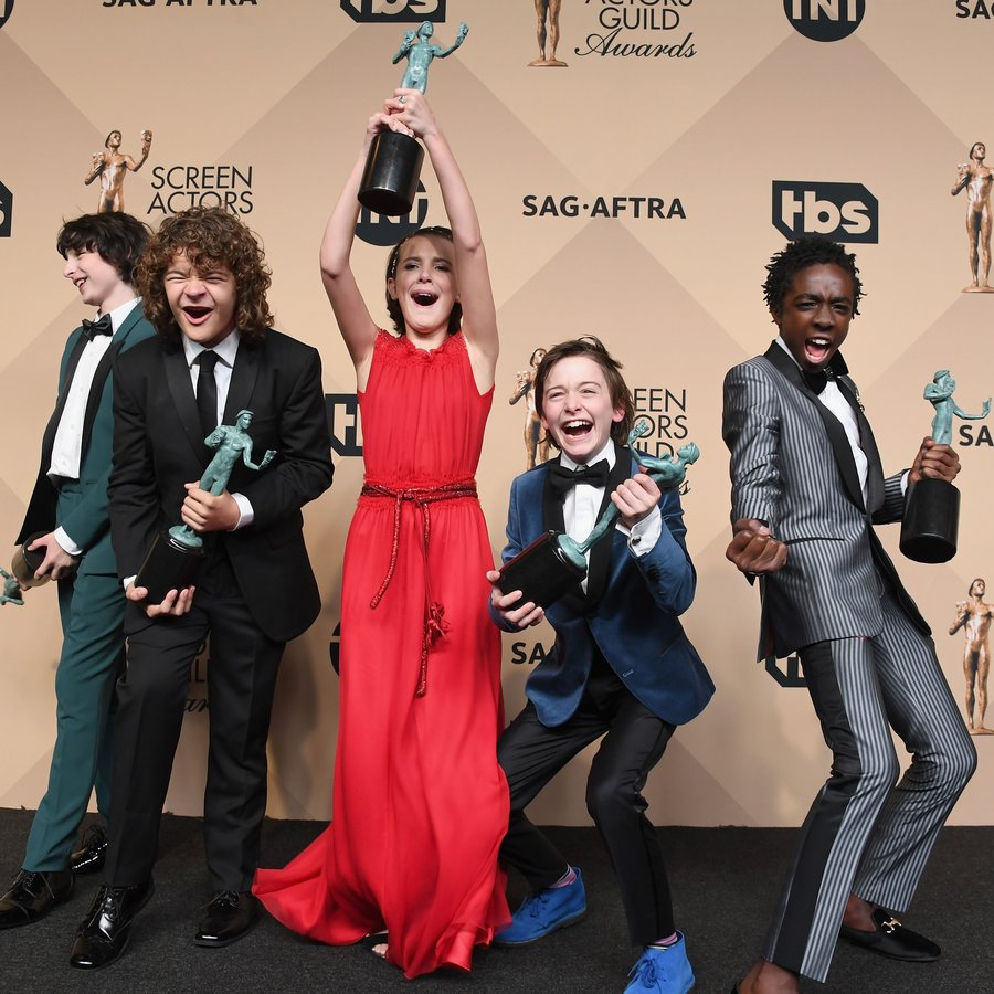 Stranger Things 23rd Annual Screen Actors Guild Awards