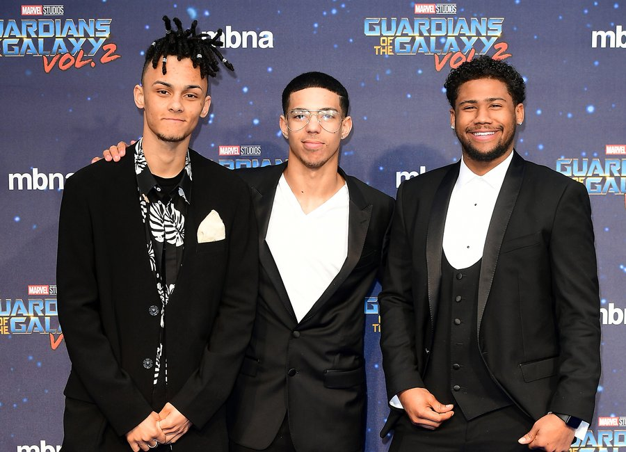 5 After Midnight European Premiere of Guardians of the Galaxy Vol. 2