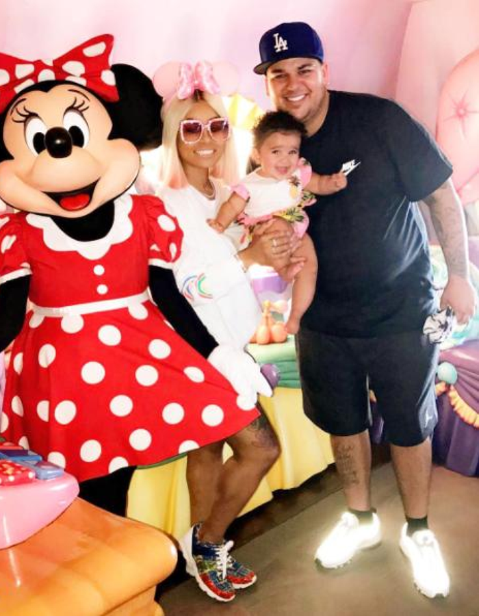 Blac Chyna granted temporary restraining order against Rob Kardashian