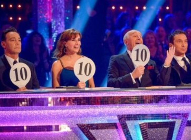 Why isn't Strictly Come Dancing on TV tonight?