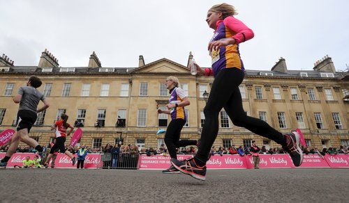 Bath Half Marathon, Runners, Race, Events