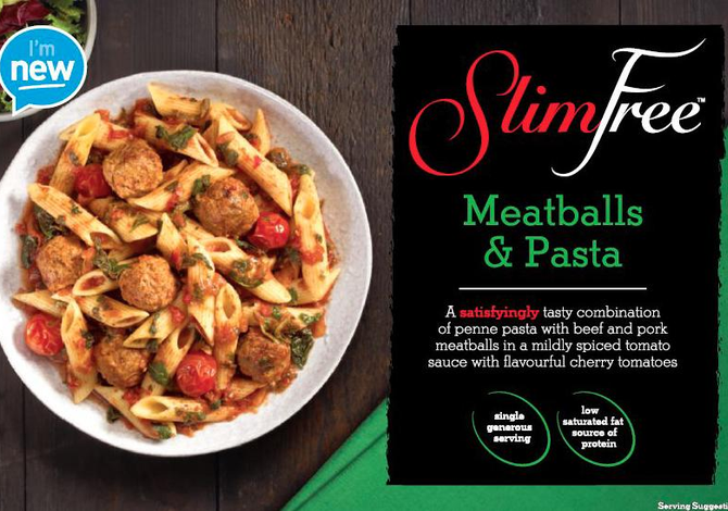 Aldi Rivals Slimming World With Guilt Free Ready Meals