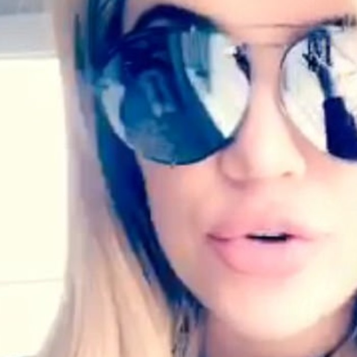 Sunglasses Might Prove Khloe Kardashian Is Pregnant