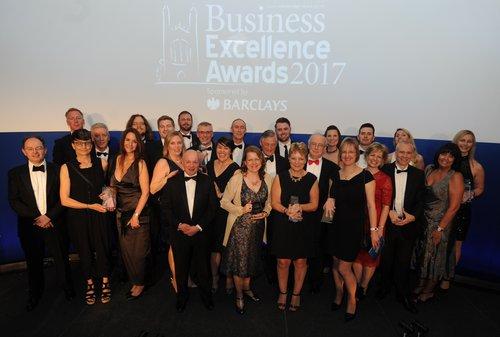 Cambridge Business Awards
