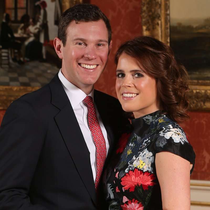 UK's Princess Eugenie copies cousin Harry for October wedding