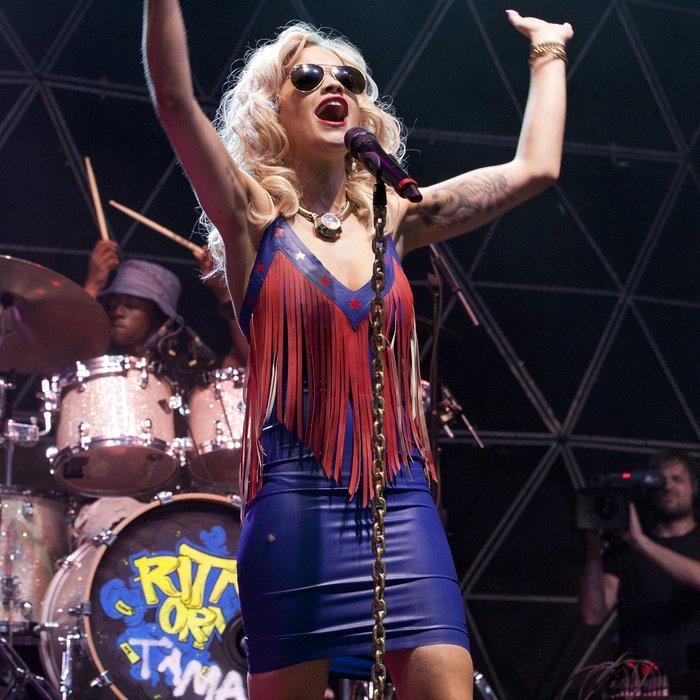 rita ora london live 2012