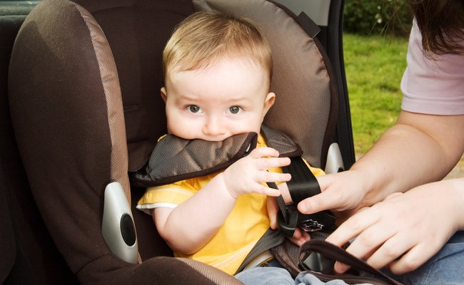This Genius Hack For Car Seats Could Save Your Childs Life