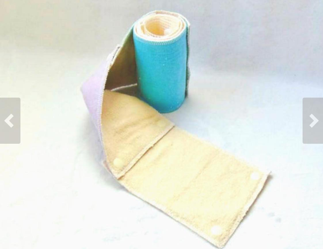 Toilet Paper Is Being Ditched And Replaced By A Reusable \'Family Cloth\'