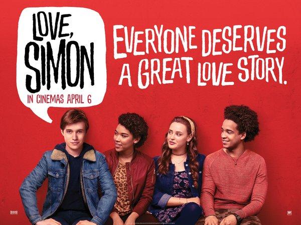 Win Tickets To Watch Love, Simon - Heart Bristol & Somerset