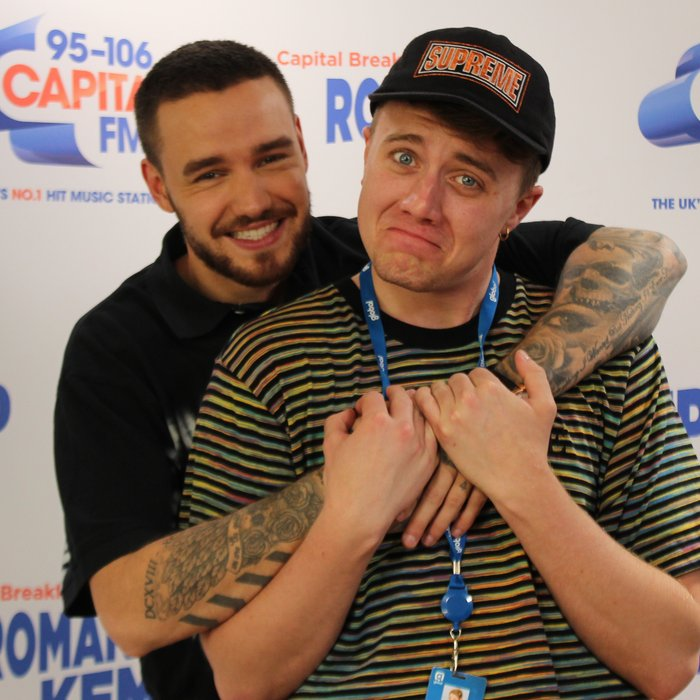 Liam Payne reveals baby Bear is struggling to walk because he's 'massive'