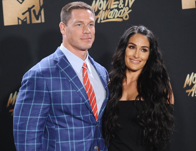John Cena 'heartbroken' after Nikki Bella split