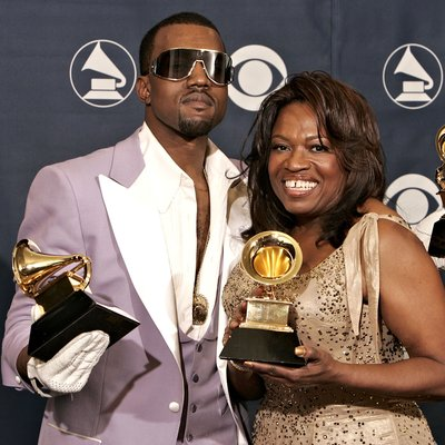 Kanye West forgives late mom's plastic surgeon