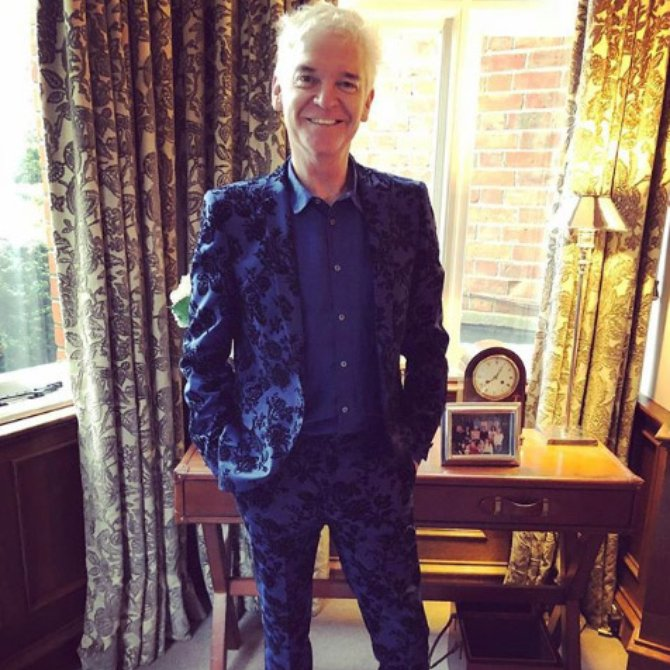 Inside Philip Schofield S Beautiful Oxfordshire Home