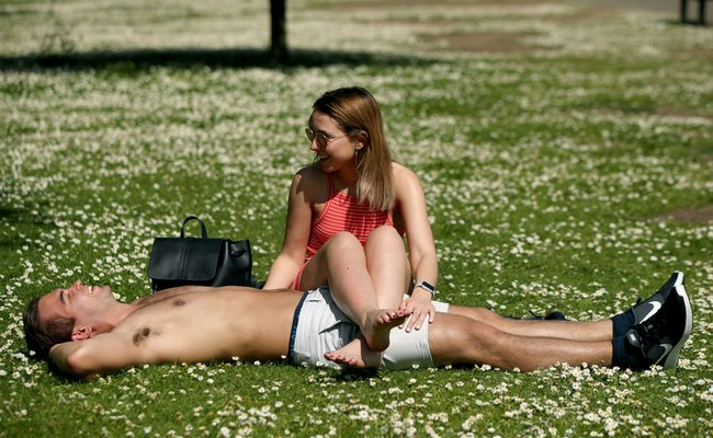 Stay cool! This could be the hottest May Day bank holiday ever