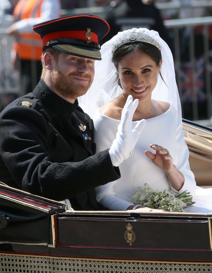 Meghan Markle and Prince Harry wedding