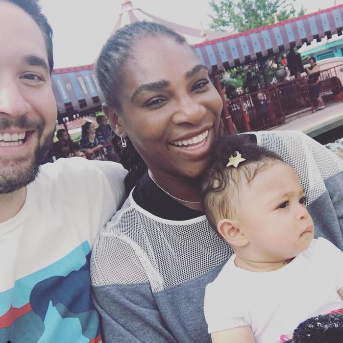 Boyfriend Baby Gay Net Worth: Serena Williams Husband Alexis Ohanian: Wimbledon Tennis