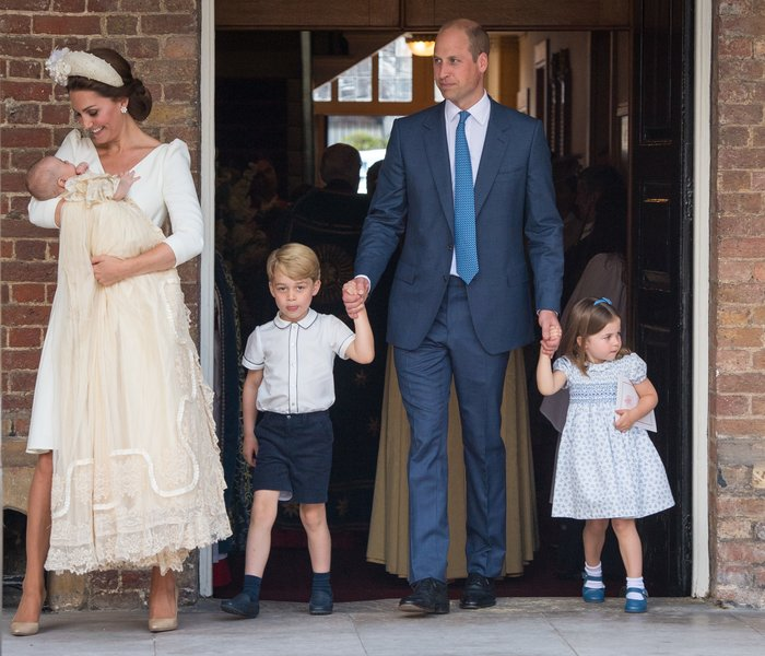 The significance of the royal chapel where Prince Louis will be christened